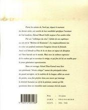 Edvard Munch ; entre chambre et ciel - 4ème de couverture - Format classique
