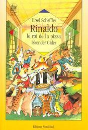 Rinaldo le roi de la pizza - Intérieur - Format classique