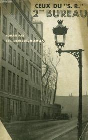 Ceux Du S.R. Deuxieme Bureau. - Couverture - Format classique