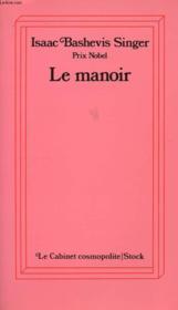 Le Manoir - Couverture - Format classique