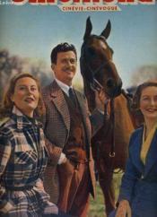 CINEMONDE - 19e ANNEE - N° 868 - MICHELE MORGAN et PATRICIA ROC félicitent leur camarade FRANK VILLARD Chevalier d'Orsay 1951 - Couverture - Format classique