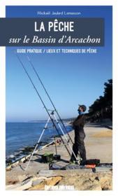 La pêche sur le Bassin d'Arcachon - Couverture - Format classique
