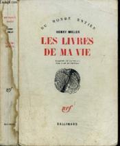 Les Livres De Ma Vie - Couverture - Format classique
