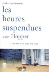 Les heures suspendues selon Hopper - Couverture - Format classique