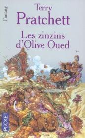 Les annales du Disque-monde T.10 ; les zinzins d'Olive-Oued - Couverture - Format classique