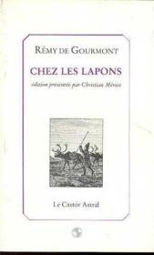 Chez Les Lapons - Couverture - Format classique
