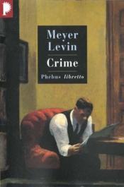 Crime - Couverture - Format classique