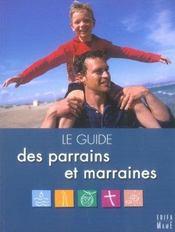 Le guide des parrains et marraines - Intérieur - Format classique