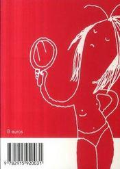 Moi je t.1 - 4ème de couverture - Format classique
