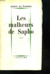 Les Malheurs De Sapho. - Couverture - Format classique
