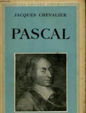Pascal. - Couverture - Format classique