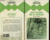 Les Otages De La Jungle - Couverture - Format classique