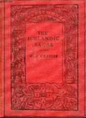 The Icelandic Sagas - Couverture - Format classique