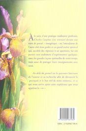 Au dela du portail (édition 2005) - 4ème de couverture - Format classique