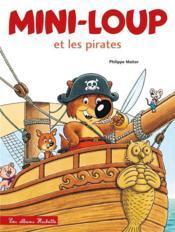 Mini-Loup et les pirates - Couverture - Format classique