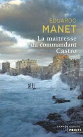 La maîtresse du commandant Castro - Couverture - Format classique