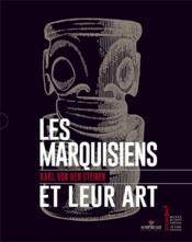 Les marquisiens et leur art - Couverture - Format classique