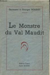 Le Monstre Du Val Maudit - Couverture - Format classique