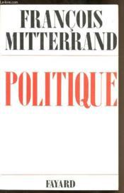 Politique - Couverture - Format classique