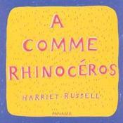 A comme rhinoceros - Intérieur - Format classique