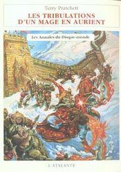 Les annales du Disque-monde T.17 ; les tribulations d'un mage en aurient - Intérieur - Format classique