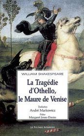 La tragédie d'Othello, le maure de Venise - Intérieur - Format classique