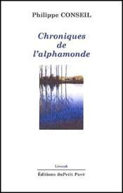 Chroniques de l'alphamonde - Couverture - Format classique