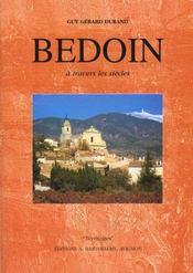 Bedoin a travers les siecles - Intérieur - Format classique