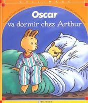 Oscar va dormir chez arthur - Intérieur - Format classique