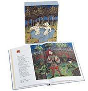 Le Moyen Age flamboyant ; poésie et peinture - Intérieur - Format classique