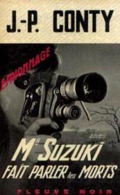 Mr Suzuki fait parler les morts - Couverture - Format classique
