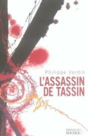 L'assassin de tassin - Couverture - Format classique