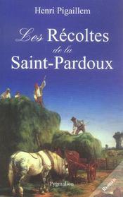 Les recoltes de la saint pardoux - Intérieur - Format classique