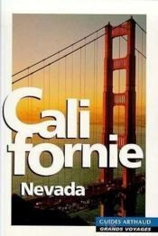 Californie, Nevada - Couverture - Format classique