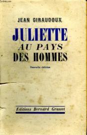 Juliette Au Pays Des Homme.Nouvelle Edition. - Couverture - Format classique
