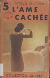 Collection Succes N°24 Lame Cachee. - Couverture - Format classique