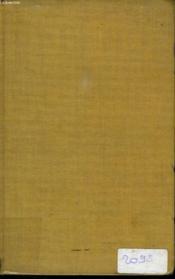Raboliot. - Couverture - Format classique