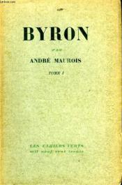 Byron. Tome 1 Et Tome 2. - Couverture - Format classique