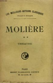 Theatre Complet. Tome 2. - Couverture - Format classique