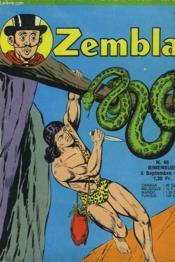 Zembla, Mensuel N°66. La Patrouille De La Mort. - Couverture - Format classique