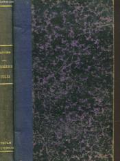 Tendresses Futiles - Couverture - Format classique