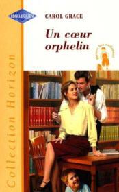 Un Coeur Orphelin - Couverture - Format classique