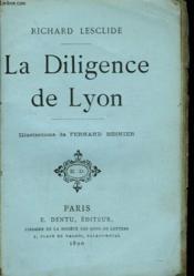La Dilignece De Lyon - Couverture - Format classique