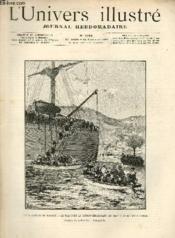 L'UNIVERS ILLUSTRE- TRENTE CINQUIEME ANNEE N° 1966 Les événements du Dahomey - Couverture - Format classique