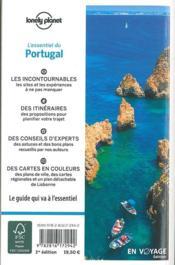 Portugal (édition 2018) - 4ème de couverture - Format classique