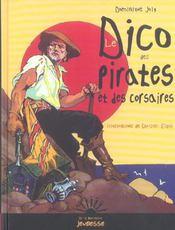 Le dico des pirates et des corsaires - Intérieur - Format classique