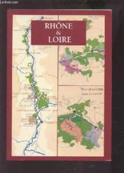 Rhone Et Loire - Couverture - Format classique