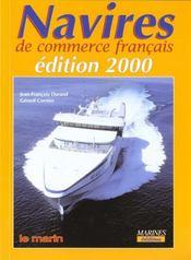 Navires de commerce 2000 - Intérieur - Format classique
