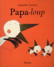 Papa-loup - Couverture - Format classique