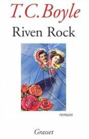 Riven rock - Couverture - Format classique